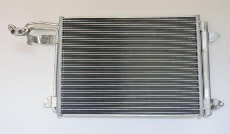 Výměna chladiče klimatizace octavia ii