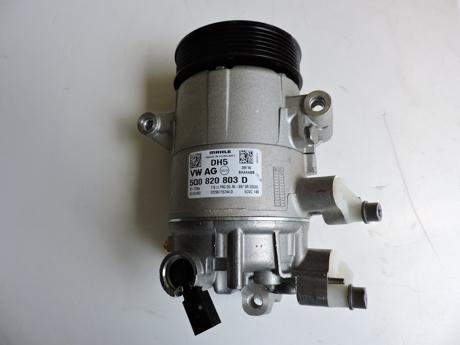 Kompresor klimatizace škoda octavia